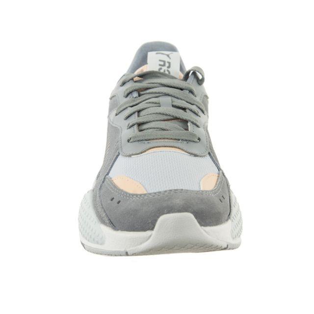 Puma baskets mode 371008 rs x reinvent gris pas cher
