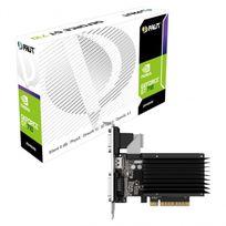 Palit - Carte graphique GeForce Gt 710, 2048 Mb Ddr3 - passiv