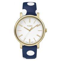Timex - The Heritage Originals 38mm Or/Bleu