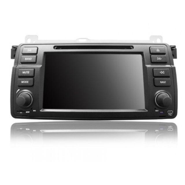 Dynavin Dvn-e46 Bmw Serie 3 E46, Autoradio Gps/Tactile version N6