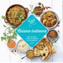 Hachette Pratique - 100 recettes cuisine indienne