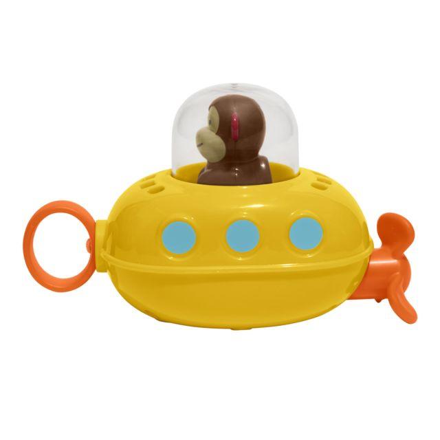 Jouet bain sous marin jaune PLAN TOYS l little Jouet
