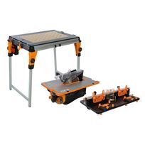 Triton - Workcentre 7, Router Table & Contractor Saw Module Kit - Twx7CS1RT1