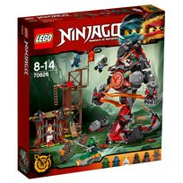 Lego - L'attaque de la prison Vermillion - 70626