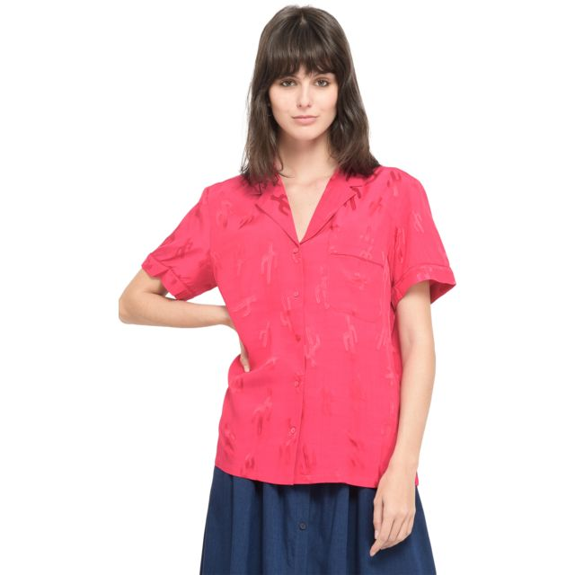 Bensimon Chemise coupe hawaïenne