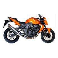 Kawasaki - Z750 R-07/12-SILENCIEUX Echappement Ovale Carbone Scorpion-76207812