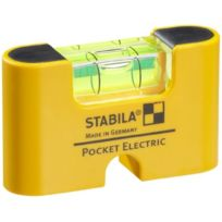 Stabila - Niveau À Bulle Pocket Electric