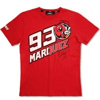 Marquez 93 - T-shirt Red Mm93