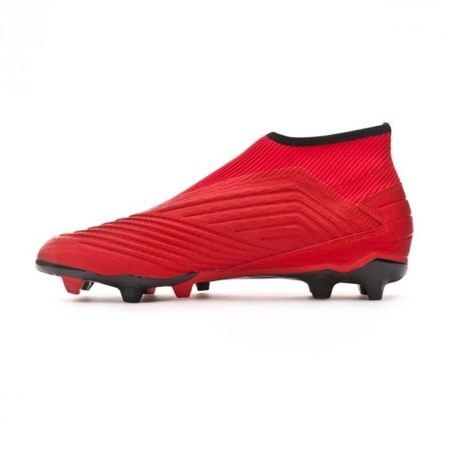 Adidas Predator 19.3 Enfant Laceless Fg Chaussures De