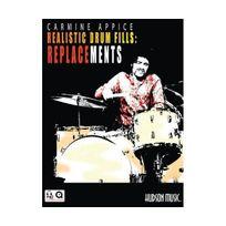 Hudson - Appice Carmine Realistic Drum Fills Drums Bk/Cd