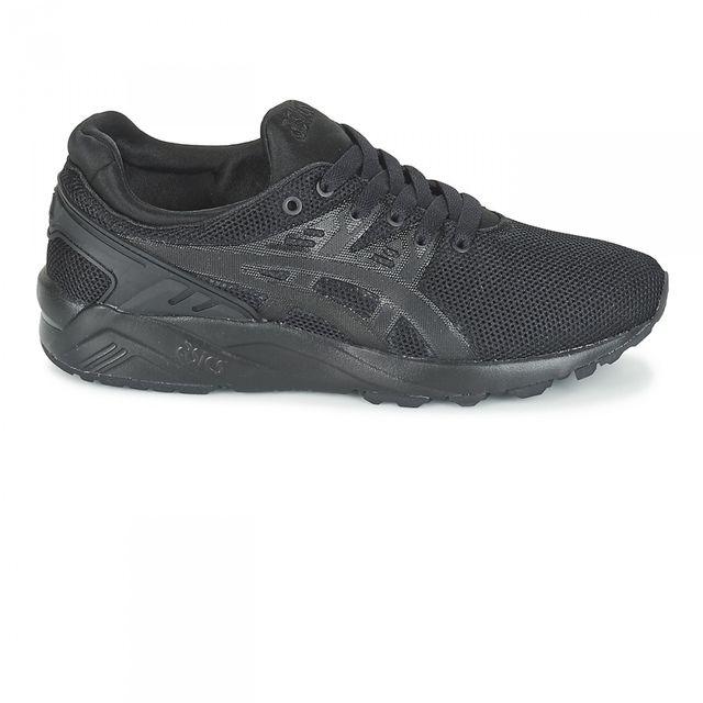 Asics Chaussures Gel Kayano Trainer Evo BlackBlack pas