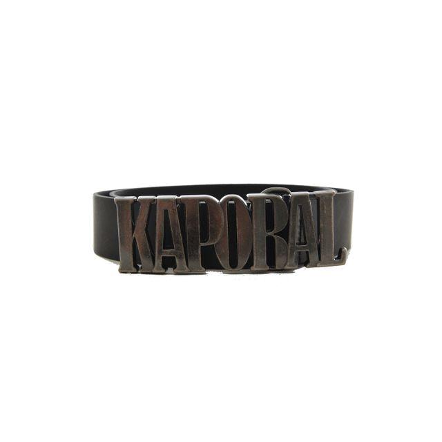 Bracelet homme cuir kaporal