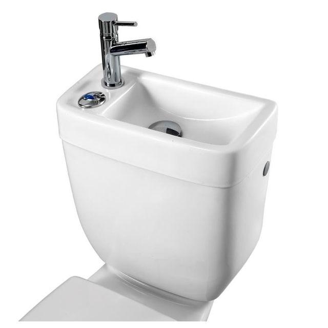 planetebain r servoir avec lave mains int gr pas cher. Black Bedroom Furniture Sets. Home Design Ideas
