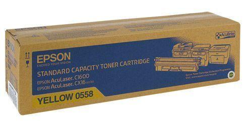 Epson Toner imprimante laser jaune S050558 - C13S50558