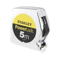 STANLEY - Ruban de mesure PowerLock® Lecture Directe 5m 0-33932