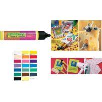 Marabu - Peintures à paillettes & métalliques, C