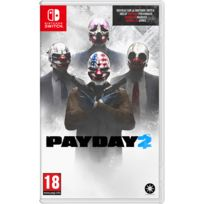 505GAMES SAS - PayDay 2 - Jeu Switch