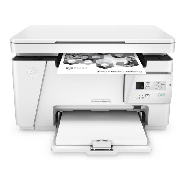 HP - LaserJet Pro M26a