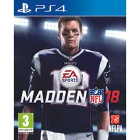 ELECTRONIC ARTS - Madden NFL 18 - PS4