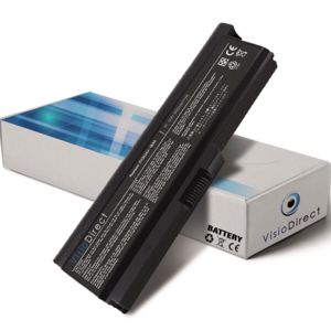 Visiodirect - Batterie pour Toshiba Satellite L300 L310 L311 L312 ...