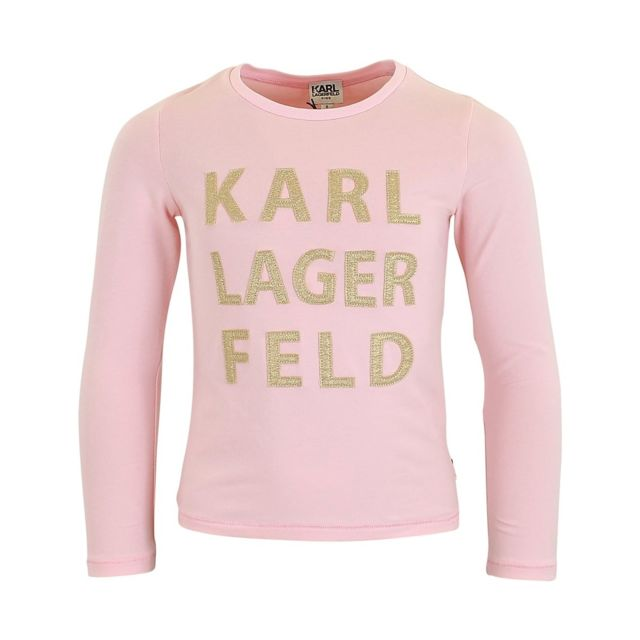 Karl Lagerfeld - Tee-shirt Krazy Party -