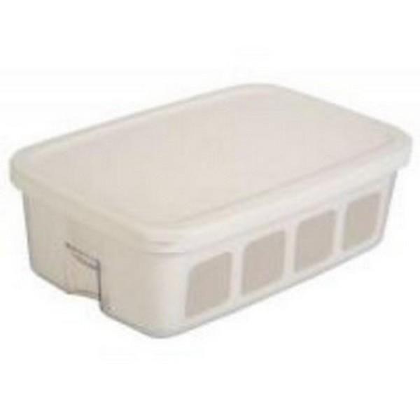 SEB - Bac 1 L yaourt-fromage blanc avec égouttoir Delices - Yaourtière