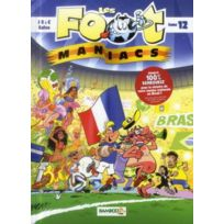 Bamboo - les Foot Maniacs T.12