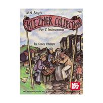 Melbay - Klezmer Collection For C Instruments