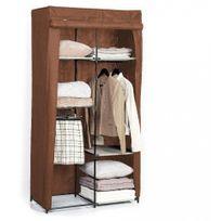 armoire penderie etagere achat armoire penderie etagere pas cher rue du commerce. Black Bedroom Furniture Sets. Home Design Ideas
