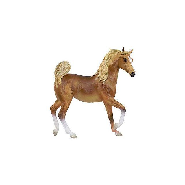 Figurines Collecta Figurine Cheval Arabe : Jument marron