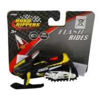 Toystate - Moto des neiges Road Rippers : Flash Rides : noire et jaune