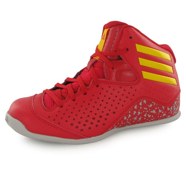 Adidas performance Next Level Speed Nba rouge, chaussures