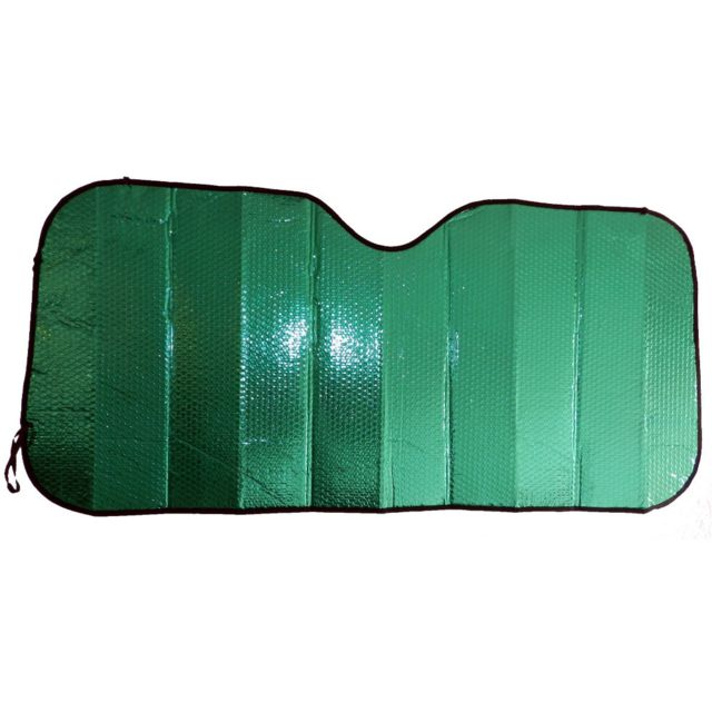 peraline pare soleil pare brise voiture alu couleur vert. Black Bedroom Furniture Sets. Home Design Ideas