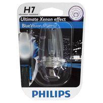 Wacox - Ampoules boite de 10 Type H7 Philips Bleu Vision Moto