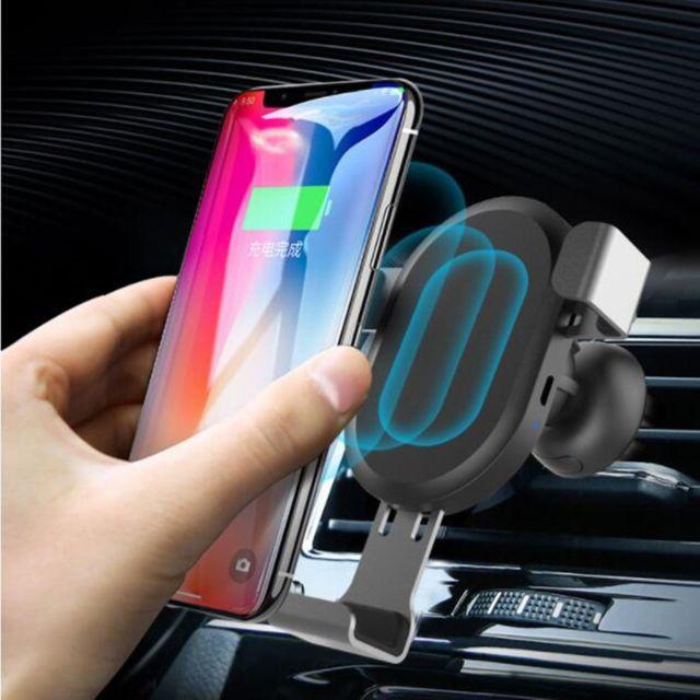 cabling chargeur de voiture qi sans fil pour iphone x qi. Black Bedroom Furniture Sets. Home Design Ideas