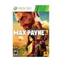 Take 2 - Xbox 360 Max Payne 3 import américain