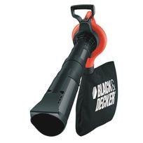 Black & Decker - Gw3030 Aspirateur souffleur broyeur 3000W