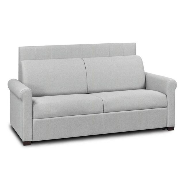 inside 75 canap lit 4 places rapido lattes 160cm matelas 15 cm t te de lit int gr e cuir. Black Bedroom Furniture Sets. Home Design Ideas