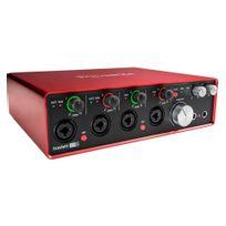 Focusrite - Scarlett 18i8 2ème génération - Interface Audio