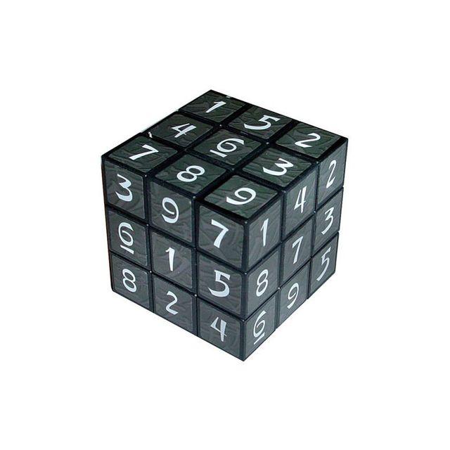 Kas Design Cube Sudoku Noir, gadget fun et geek