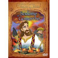 F.I.P - Les Grands Héros et Récits de la Bible - Sodome et Gomorrhe