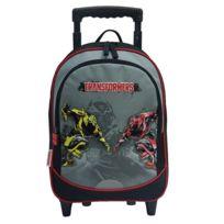 Transformers - Sac à dos à roulettes 43 Cm Trolley Haut de gamme - Cartable