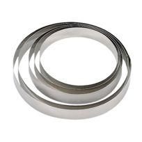 DE BUYER - cercle à pâtisserie inox 6cm - 3989.06