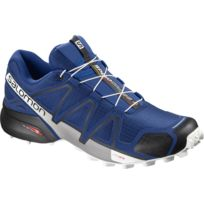 online retailer 65848 1dafe Salomon - Speedcross 4 Maz Blue Chaussures trail