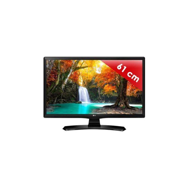 7852f0c7e8130c LG Téléviseur 24 Tk 410 Vpz - Hd Tv - 24 pas cher - Achat   Vente TV LED 32    et moins - RueDuCommerce