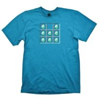 Gaya Entertainment - T-shirt 'MINECRAFT' - Diamond Craftin - Taille Xl