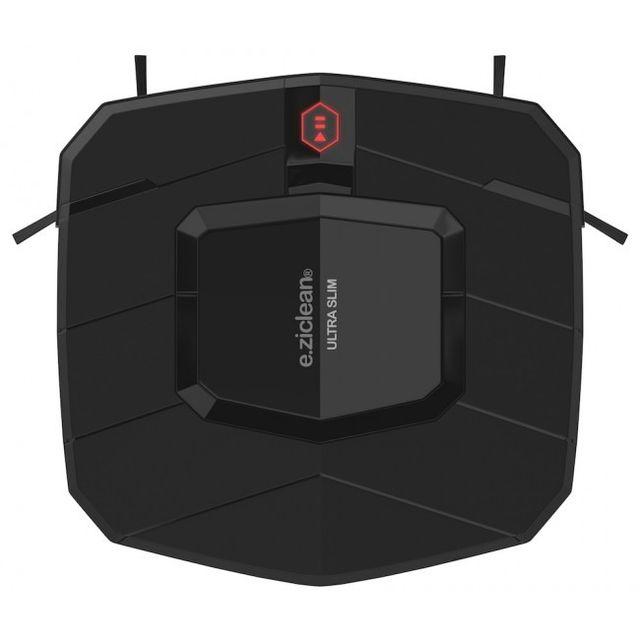 E-ZICLEAN Aspirateur Robot e.ziclean® ULTRA SLIM BLACK V2