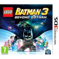 Warner Bros - Lego Batman 3 Au dela de Gotham 3DS