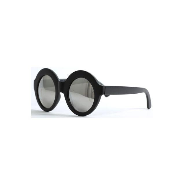 Magiccustom - Magic Custom - Lunettes de soleil rondes vintage Sy16043 7b35782dff10