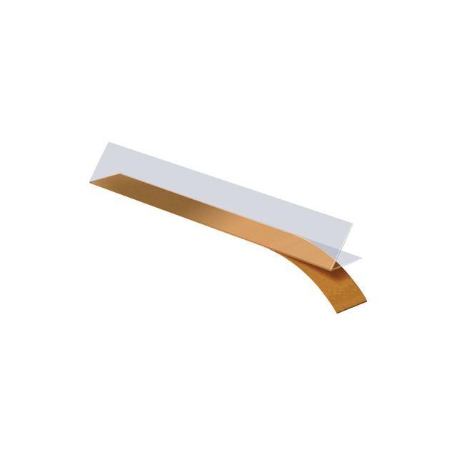 Ellen   Joint V Souple Et Adhesif Pour Alu Et Pvc   Long. M:7,5    Coloris:Transparent   Pas Cher Achat / Vente Bloque Porte   RueDuCommerce